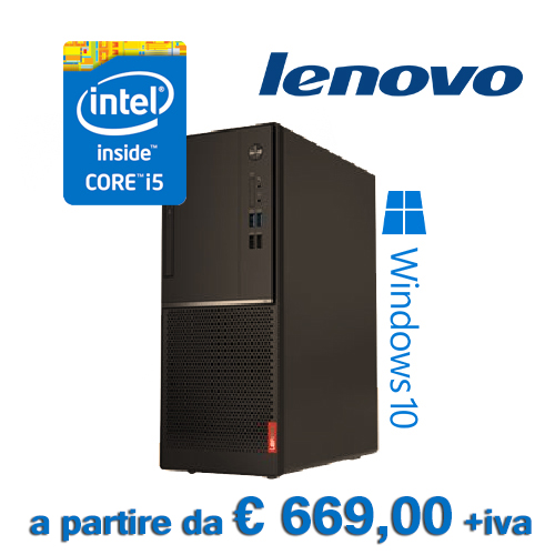 Desktop Lenovo i5