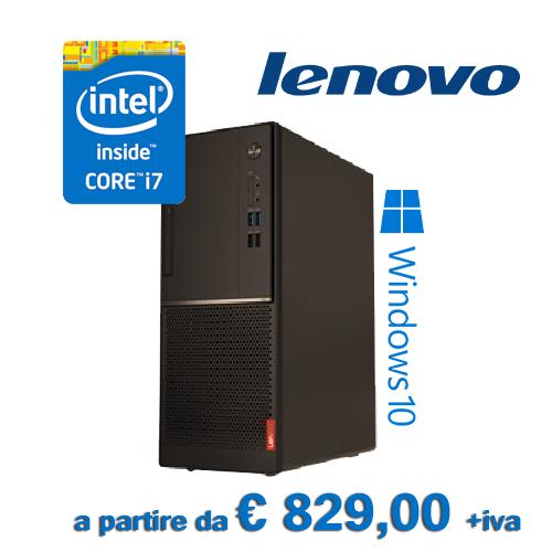 Desktop Lenovo i7