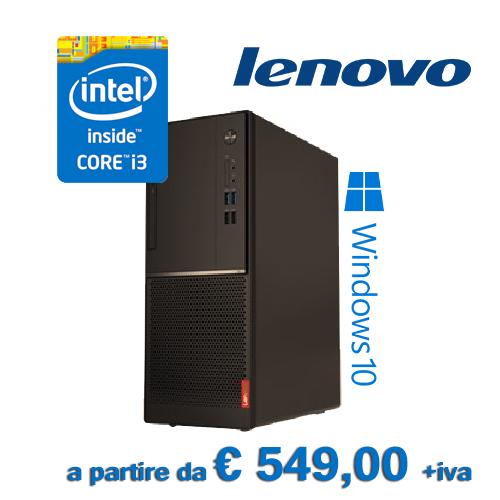 Desktop Lenovo i3