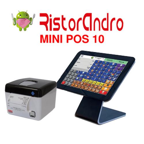 RistorAndro Mini POS10